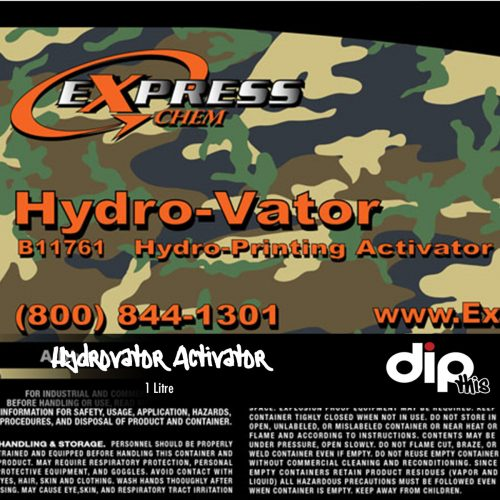 Hydrographics Supplies, Training, Tanks and Services - Dip This