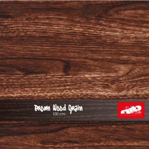 Brown Wood Grain