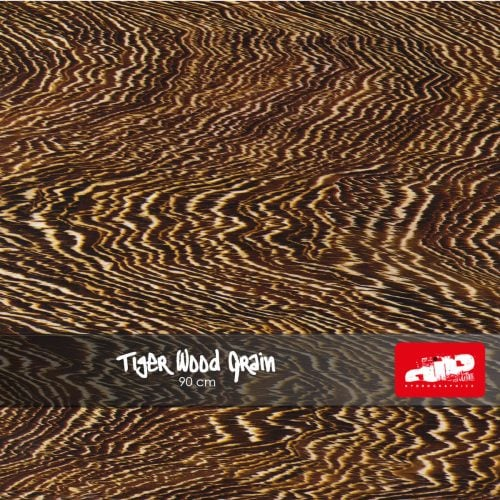 Tiger Wood Grain
