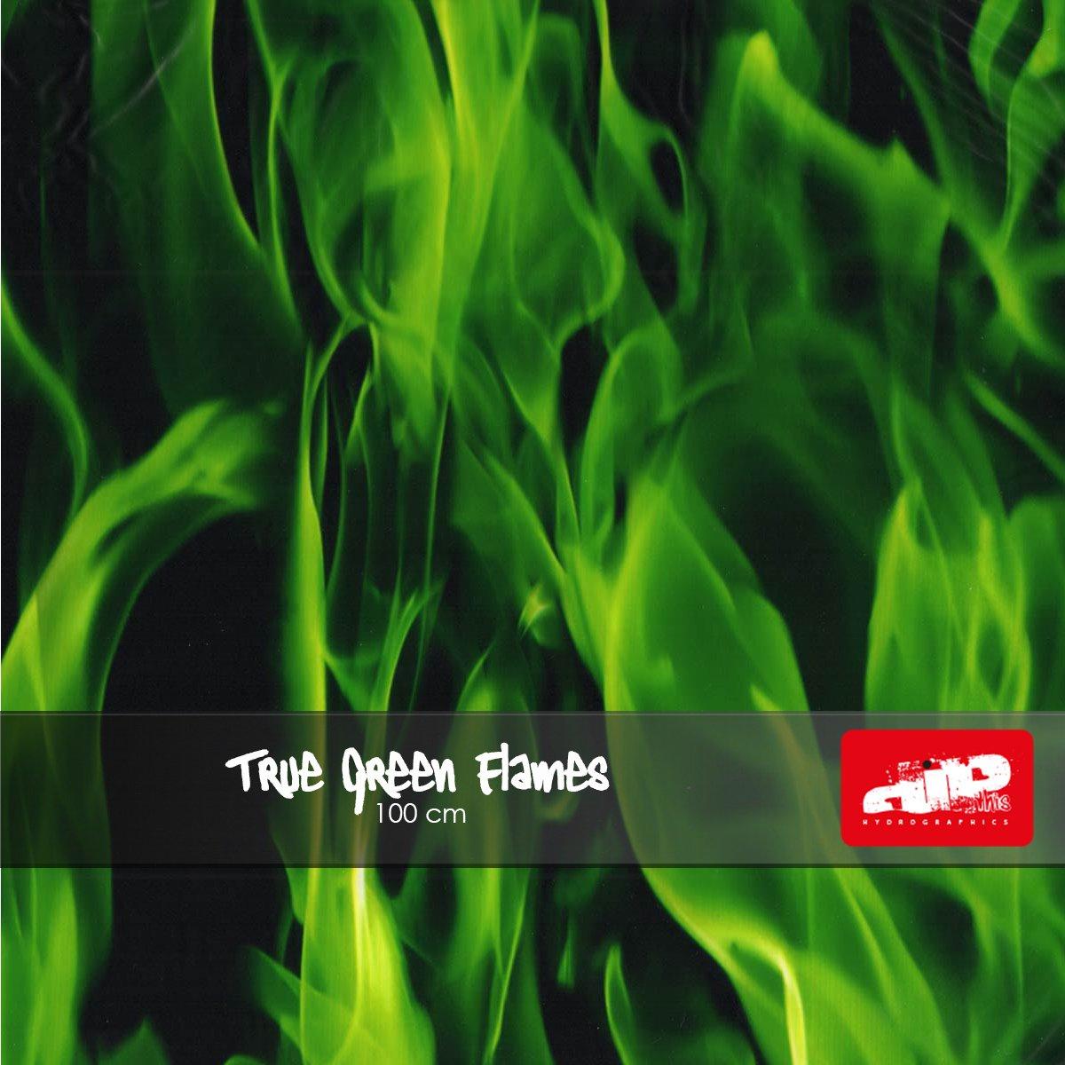 True Green Flames