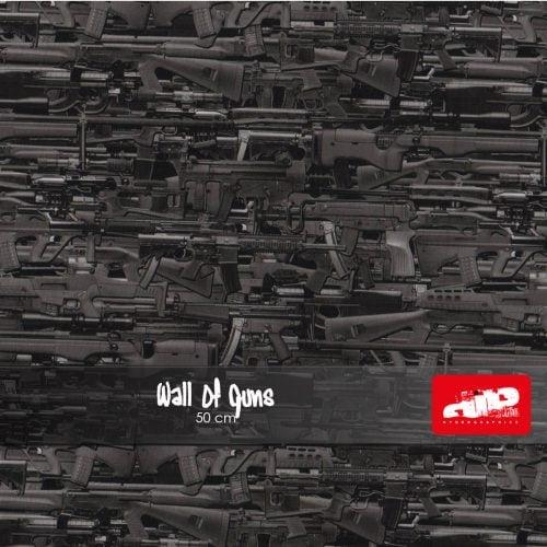 Wall Of Guns