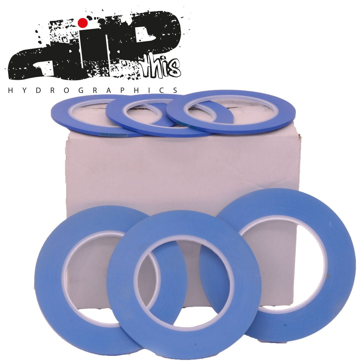 6mm Fineline Tape