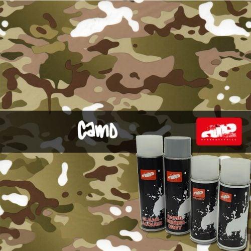 Camo Dip Kits