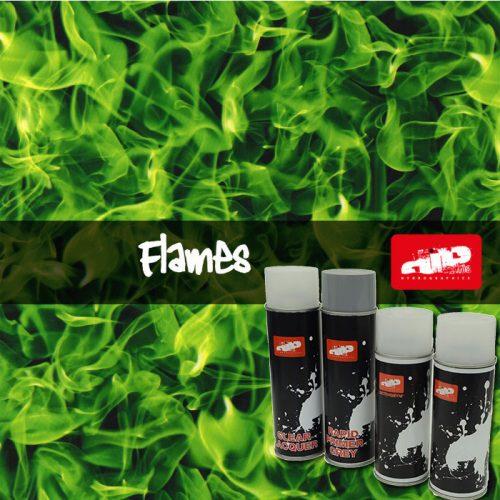 Flames Dip Kits