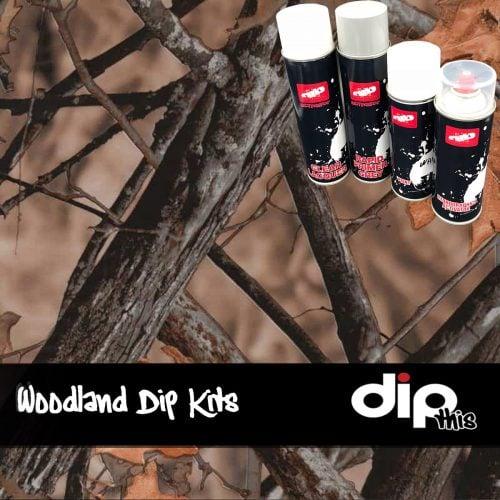 Realtree Dip Kits
