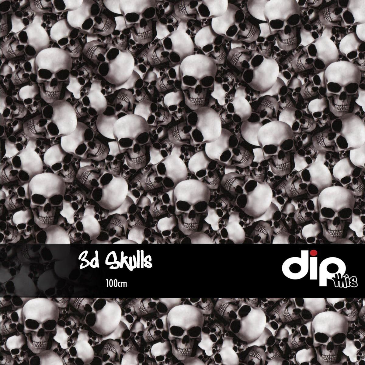 3D Skulls Dip Kit