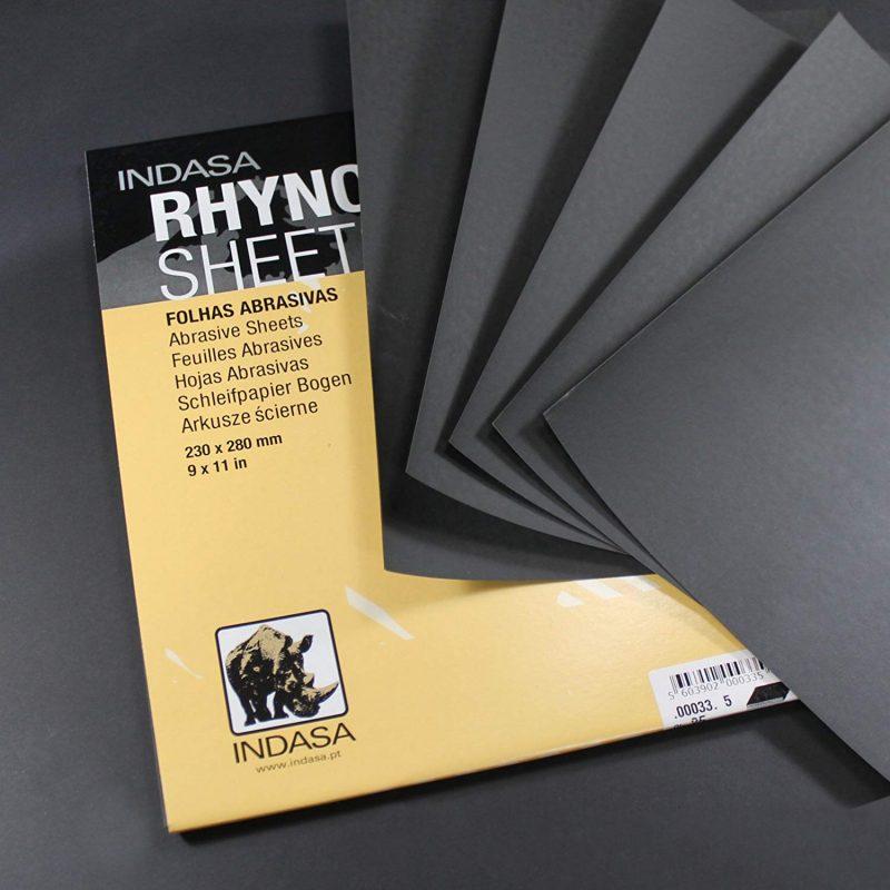 Rhynowet Indasa Wet Dry Plusline Sheets P1200