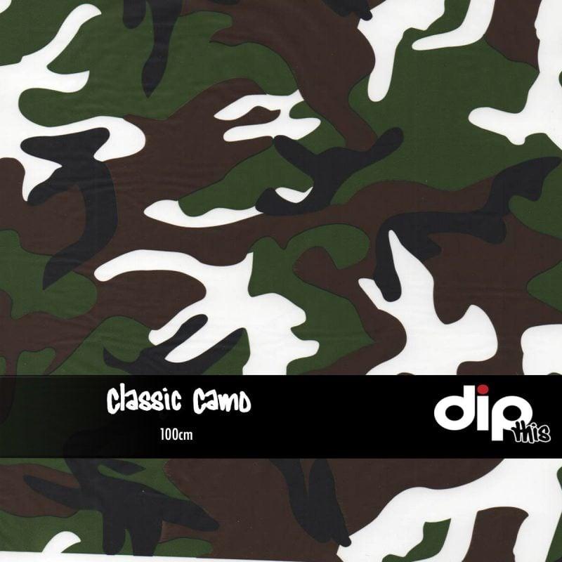Classic Camo Dip Kit
