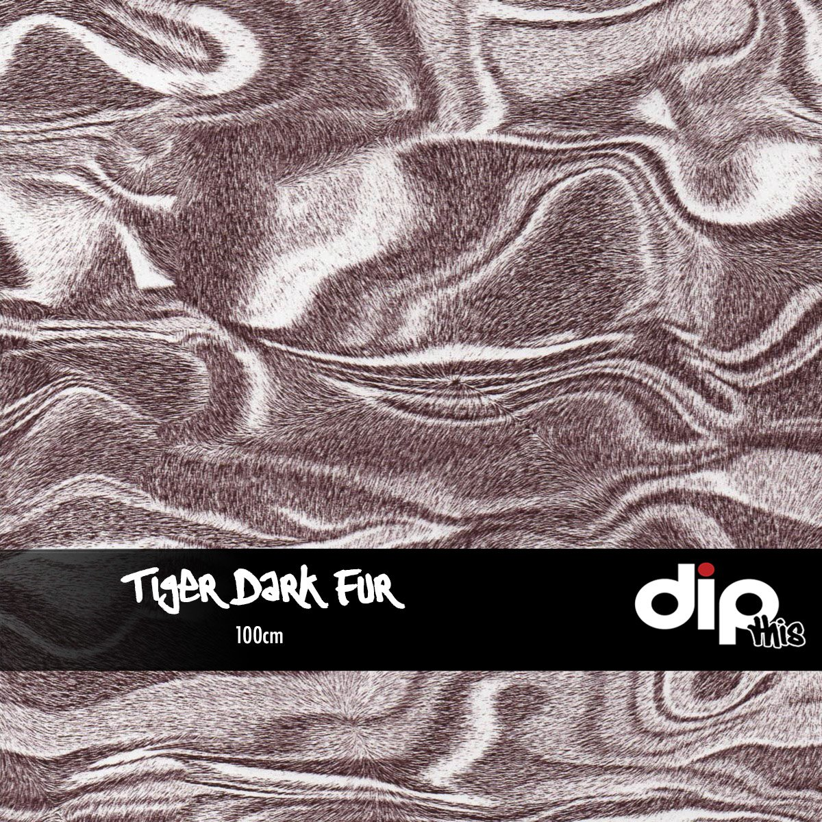 Dark Tiger Fur