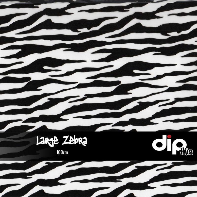 Large Zebra Dip Kit