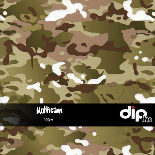 Multicam Dip Kit