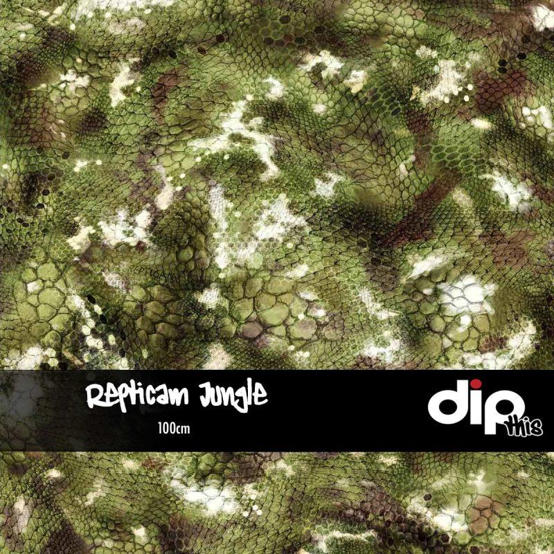 Jungle Repticam Dip Kit