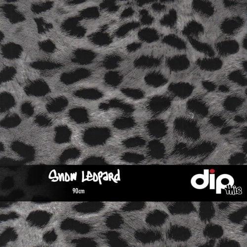 Snow Leopard Dip Kit