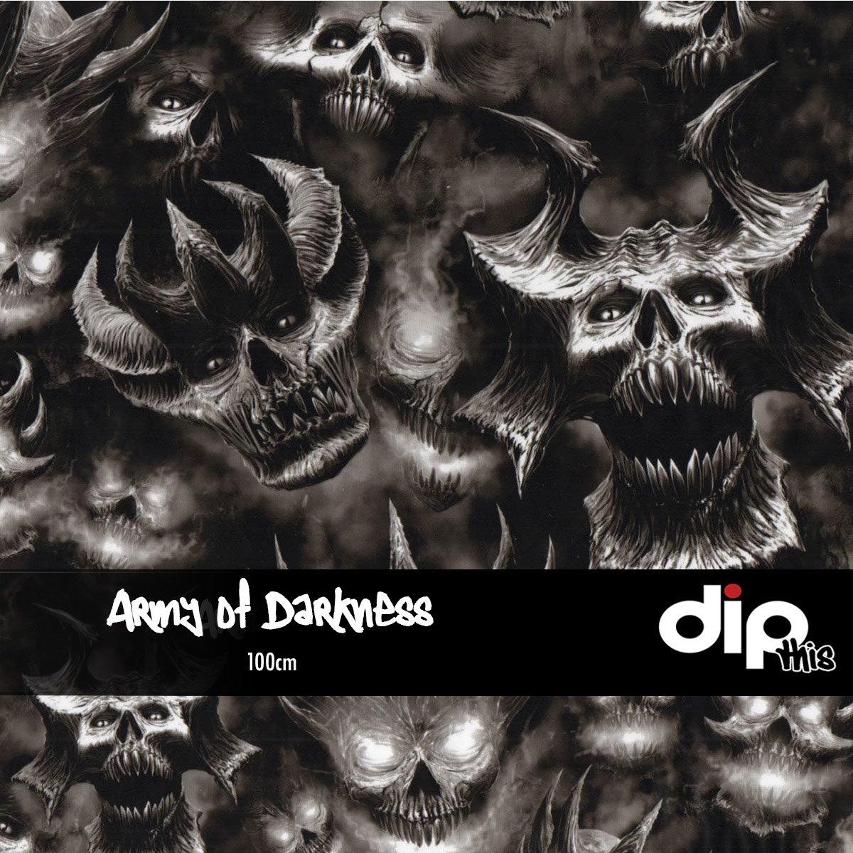 Army Of Darkness Dip Kit