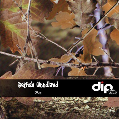 British Woodland Dip Kit