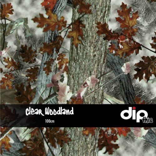 Clear Woodland Dip Kit