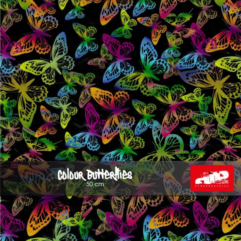 Colour Butterflies Dip Kit