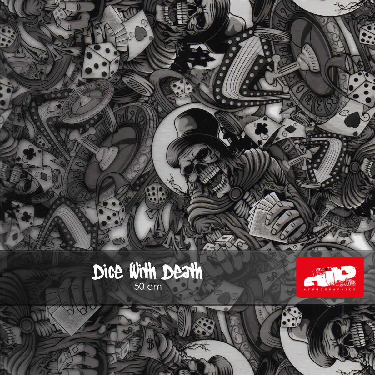 Dice With Death Dip Kit