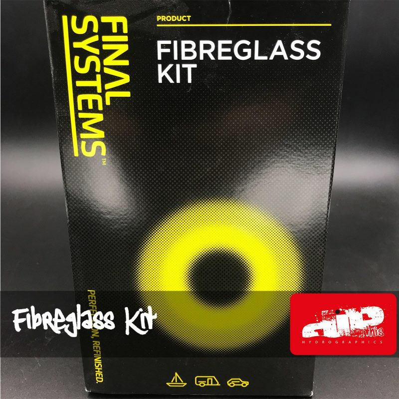 FINAL SYSTEMS FIBREGLASS KIT
