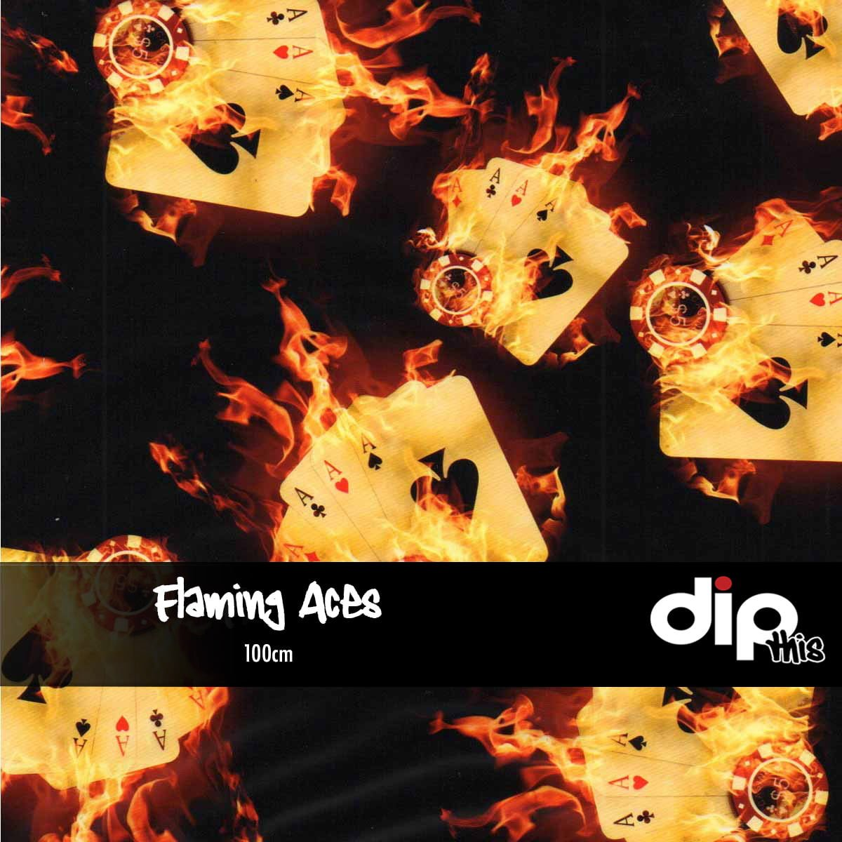 Flaming Aces Dip Kit