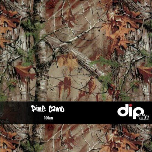 Pine Camo Dip Kit