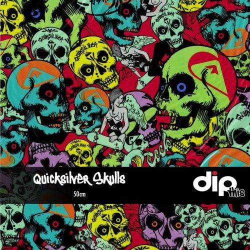 Quicksilver Skulls