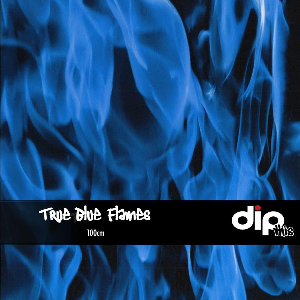 True Blue Flames Dip Kit