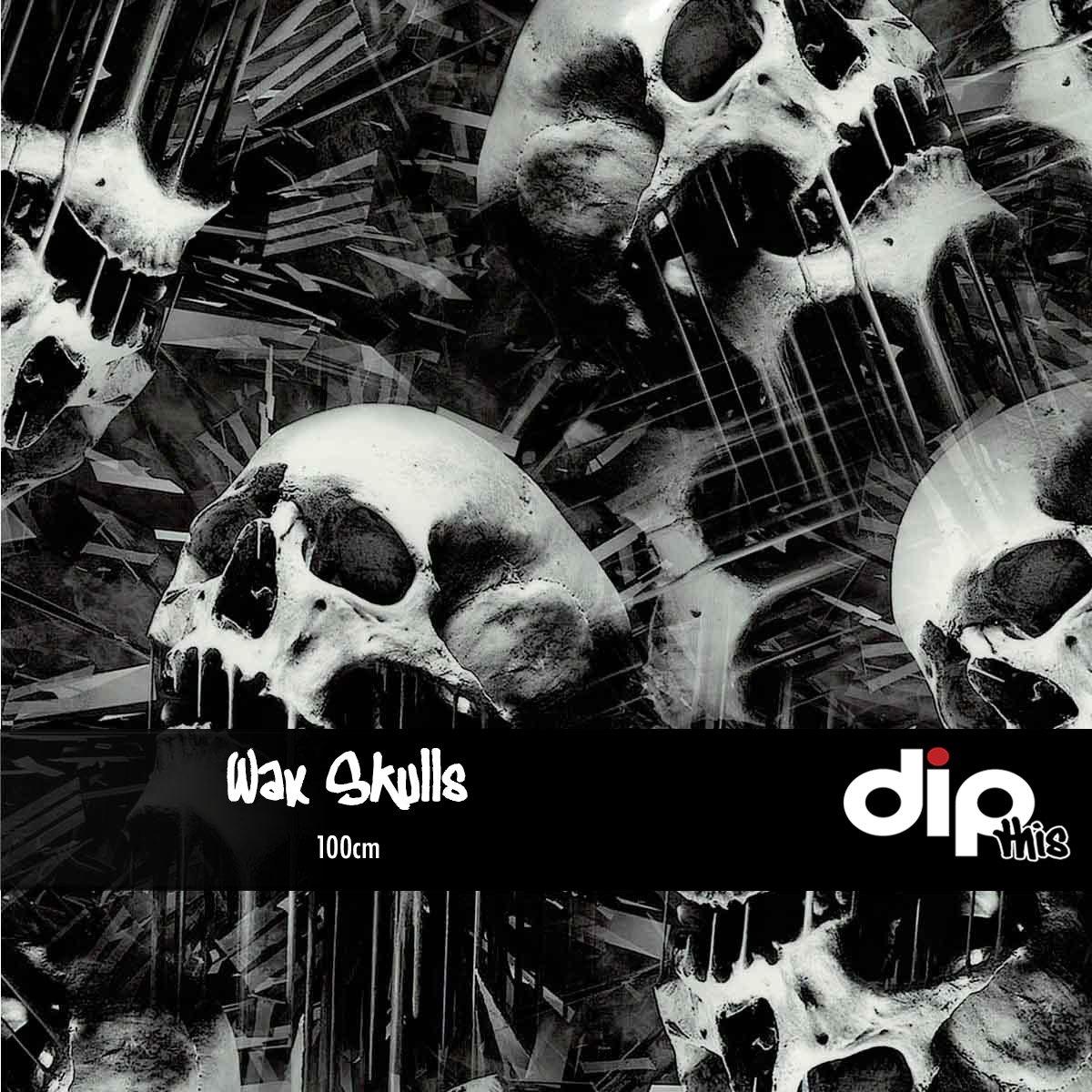 Wax Skulls Dip Kit